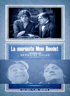 Póster película La sonriente Madame Beudet