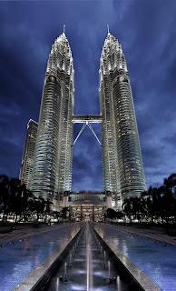 برج بتروناس التوأم