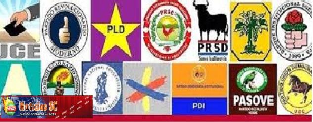 Resultado de imagen para logo de lospartidos politicos dominicanos