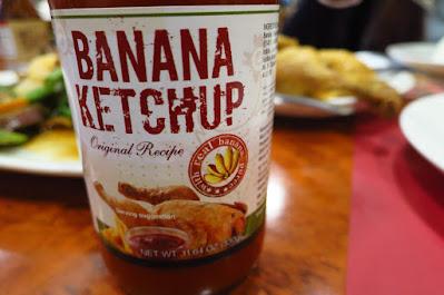 Max's Restaurant, banana ketchup