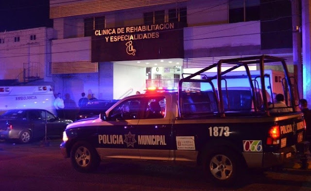 Municipal es herido de muerte al impedir que Sicarios remataran a un hombre en hospital de Culiacán, Sinaloa, quien era?