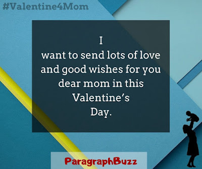 Valentine's Day Messages for Mom