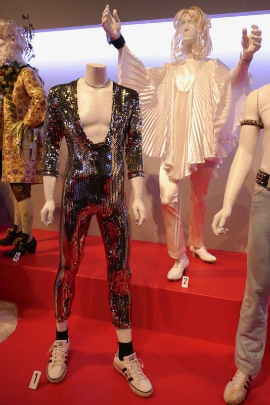 Freddie Mercury Bohemian Rhapsody film costumes