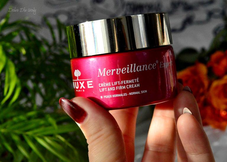 Nuxe Merveillance Expert Krem przeciwzmarszczkowy do twarzy - recenzja