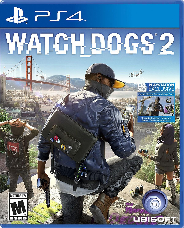 Watch Dogs 2 + Update 1 17 + DLC [PS4] [PKG] [Google Drive