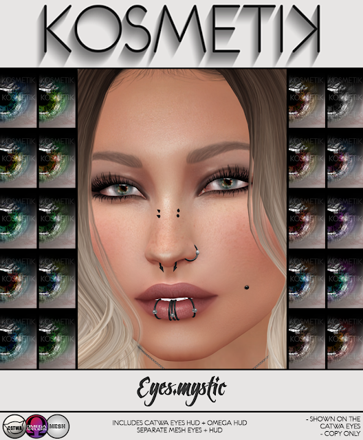 .kosmetik for The Makeover Room for January