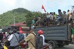 Aksi 2 Mei, 178 Aktivis KNPB Di Kota Jayapura Diamankan Polisi