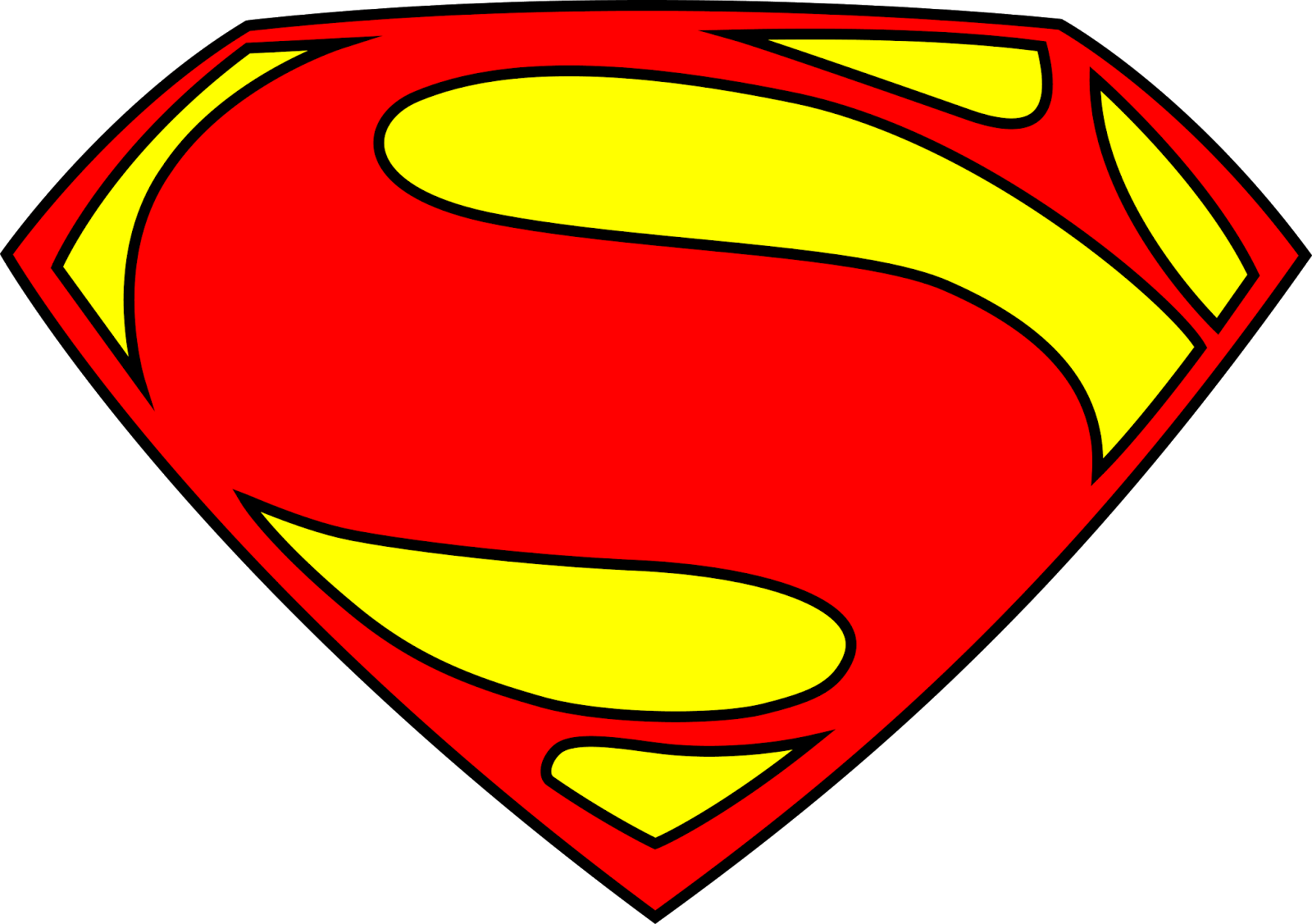 Símbolos o Escudos de Superman. | Ideas y material gratis ...
