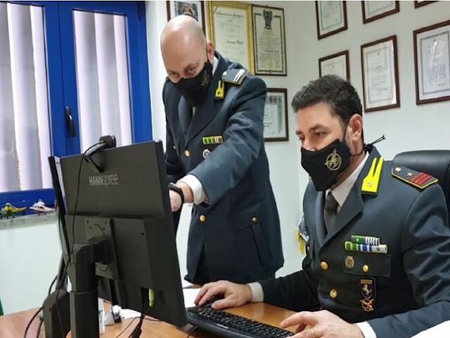 Guardia di Finanza scopre truffa su contributi Covid, decreto Ristori e Fondo garanzia Pmi (VIDEO)