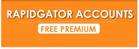 Free Premium ।। Rapidgator Accounts & Passwords September 2020