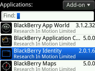 Cara mengganti ID Blackberry (Blackberry Identity)