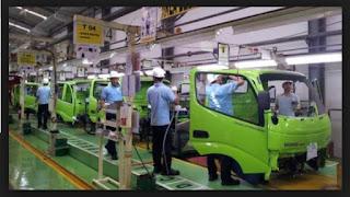 Informasi Loker Ter'Update SMA SMK PT. Hino Motors Manufacturing Indonesia Posisi Operator Produksi