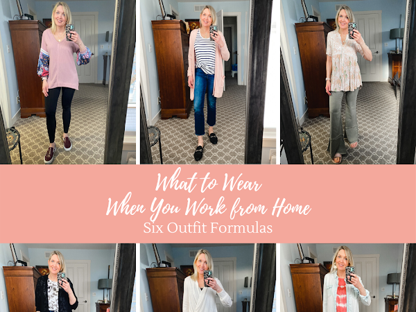 What to Wear When You Work From Home - Six Outfit Formulas