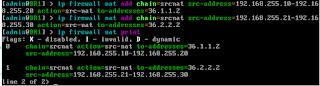 Konfigurasi Load Balance Mikrotik