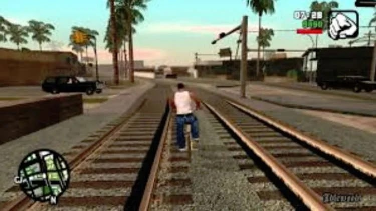 جتا سان اندرياس GTA San Andreas
