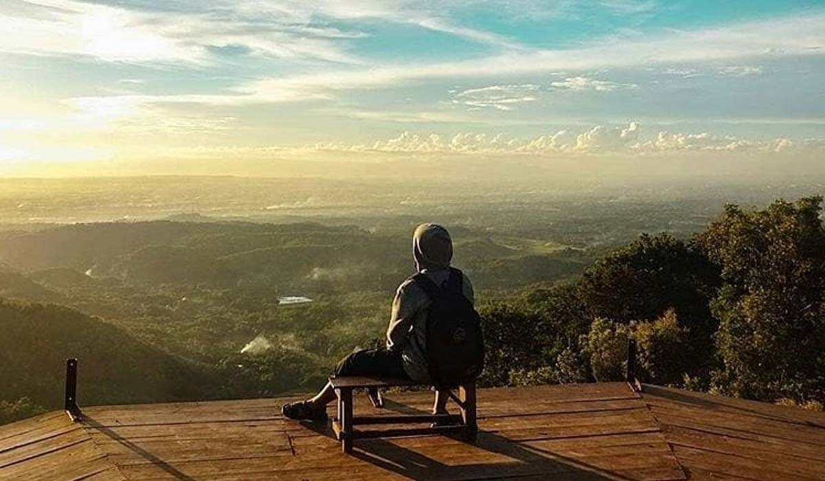 Wisata jogja terbaru tebing watu mabur