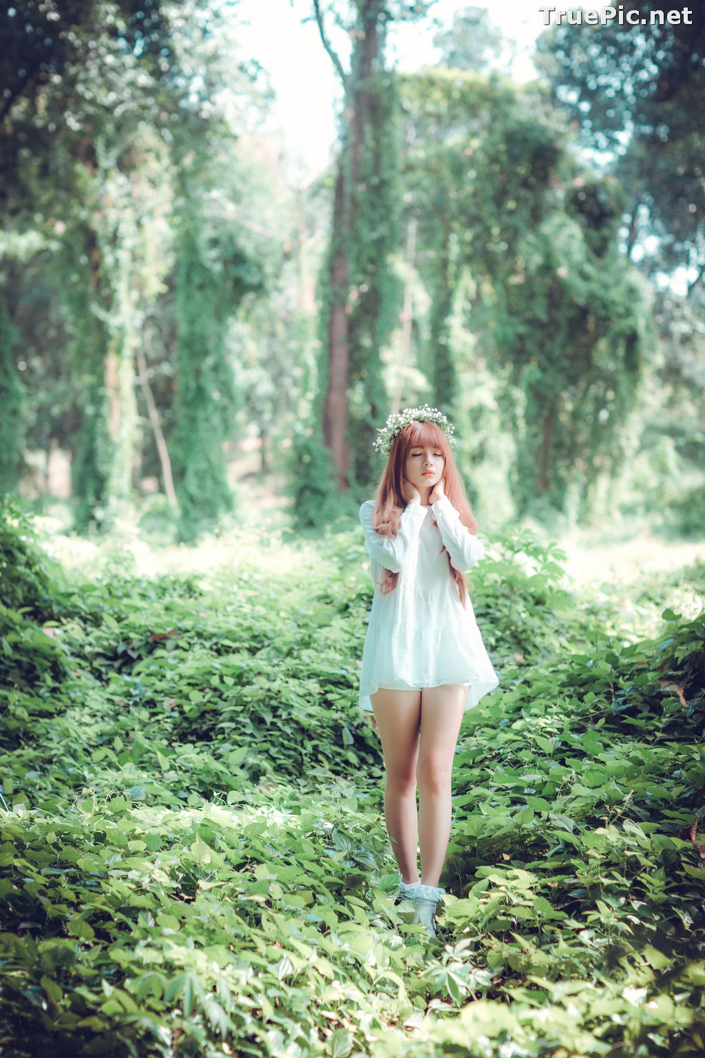 Image Vietnamese Hot Girl - Le Ly Lan Huong - Angel Of The Forest - TruePic.net - Picture-10