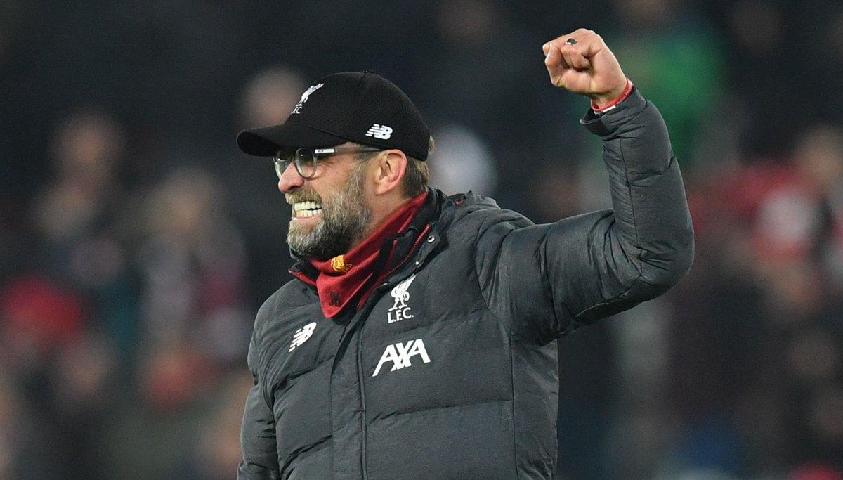 """""""Everyone Can Celebrate"""" - Liverpool Coach Jurgen Klopp Speaks After Premier League Title Chants In Man Utd Win!"""