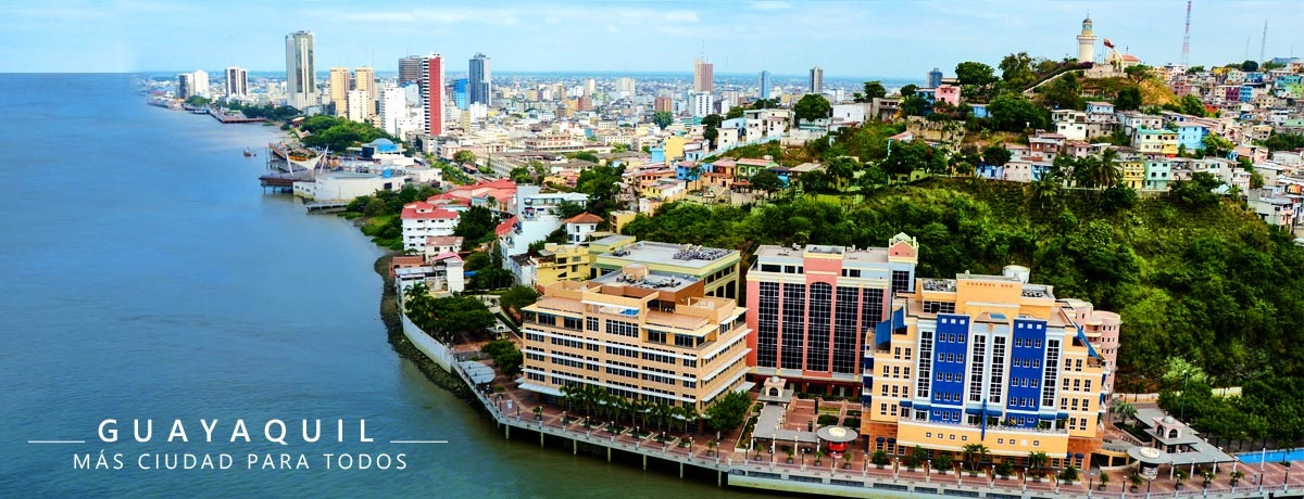 Programa completo Fiestas de Guayaquil Octubre 2016