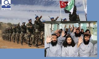"""لماذا حركة """"طالبان"""" تستهزء من المعارضة السورية التي تديرها الاستخبارات التركية!!"""