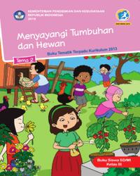 Buku tema 2 Siswa Kelas 3 K13 2018