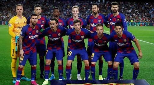 قائمة فريق برشلونة التي سيخوض بها مباراة ريال مدريد