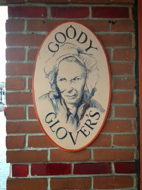 Goody Glover Boston