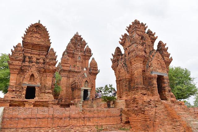 Tháp Pô Klong Garai, dấu ấn bản địa cuốn hút ở Phan Rang