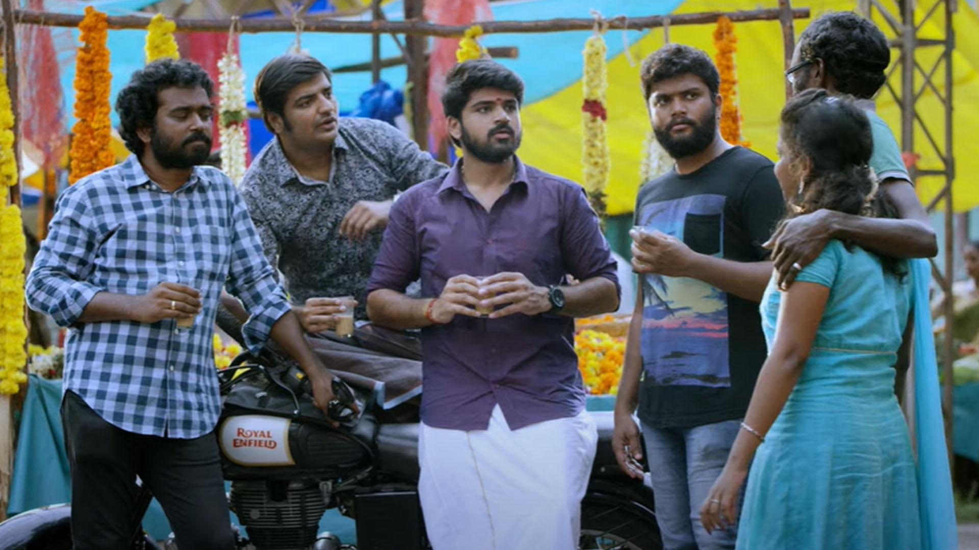 Pistha Tamil Movie Official Teaser