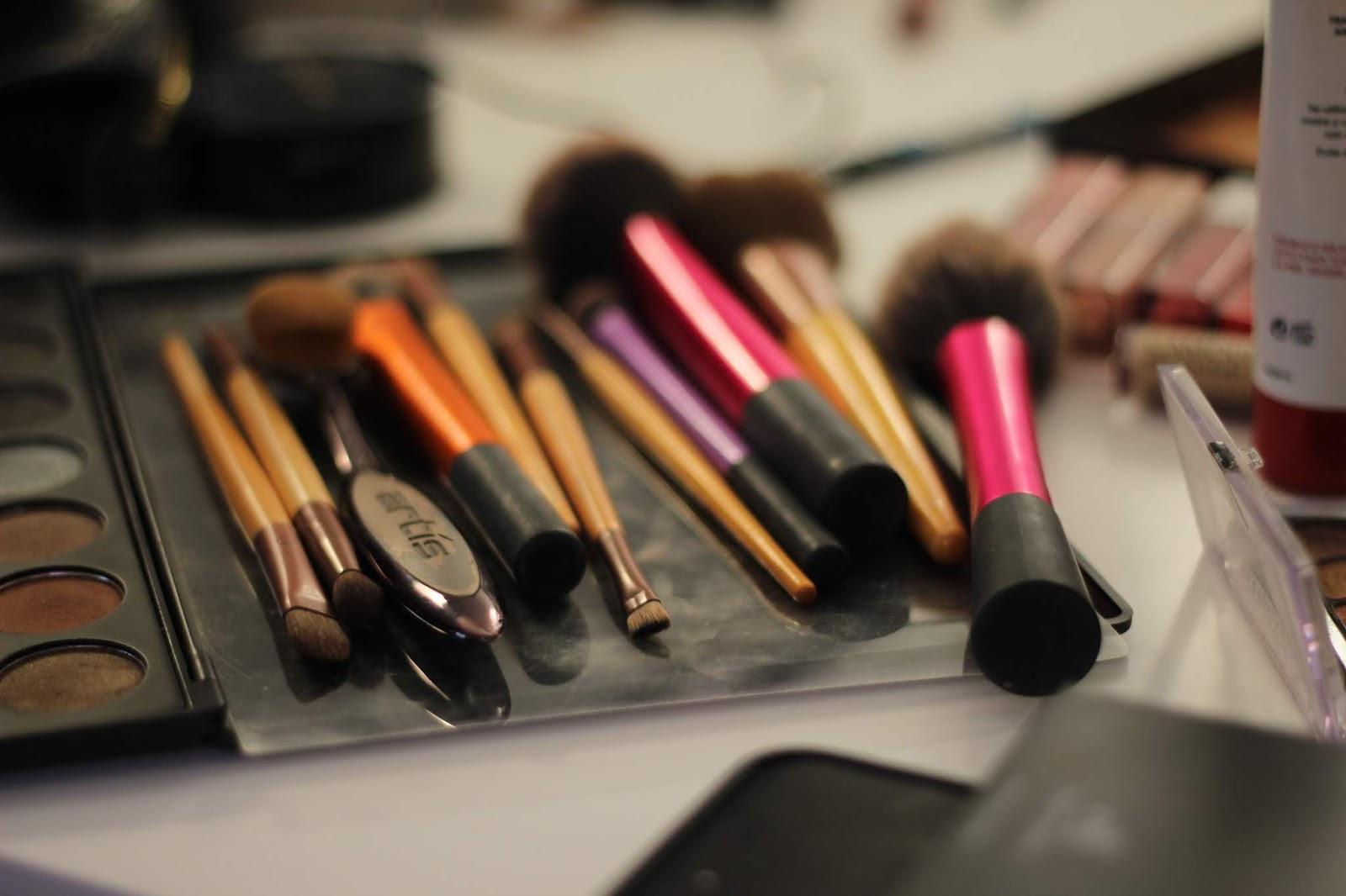 brochas de maquillaje basicas