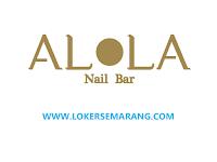Loker Semarang Therapist Eyelash Extensions di Alola Nailbar Cabang Majapahit