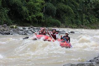 Paket Rafting Cianten Bogor Murah