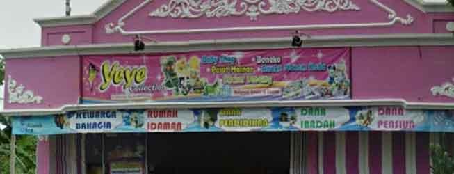 Lowongan Kerja Yeye Collection Rembang