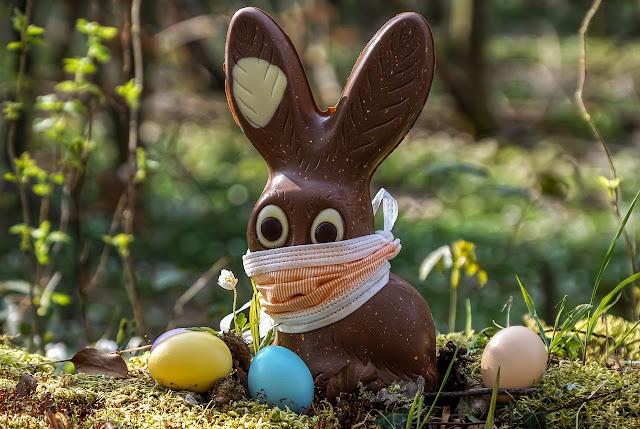 Pasqua regali a domicilio durante il Coronavirus