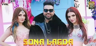SONA LAGDA Lyrics - Prakriti - Sukriti & Sukh E