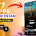 7 Apps Increibles Que Debes Instalar Hoy Mismo - No Están En La Play Store #2 By ExploxTV
