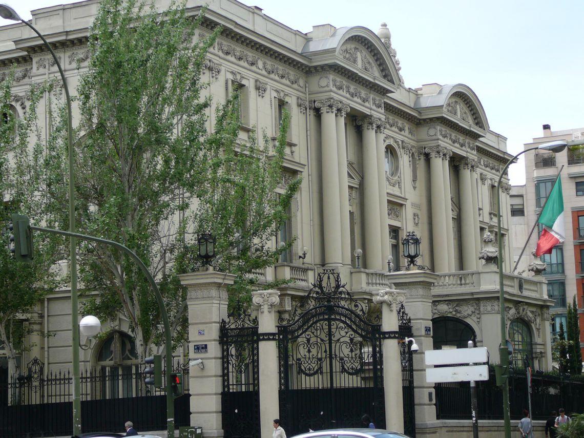 Ambasciata Italia