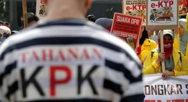 Mengejutkan, Ada Praktik Pasang Badan Dengan Imbalan Besar Pada Kasus Korupsi e-KTP