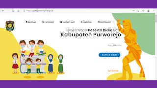 PPDB Online Purworejo Kab