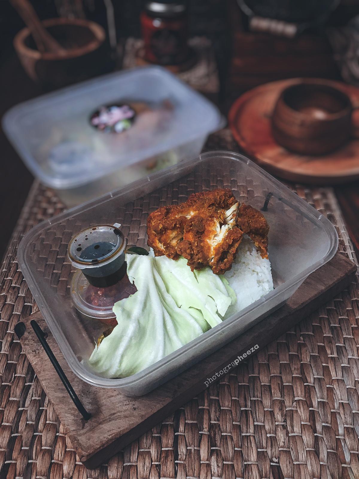 Nasi Ayam Geprek AR (Ayu Raudhah