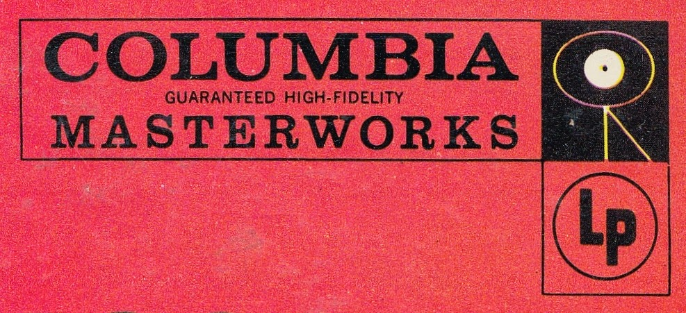 The Shellackophile: Columbia LP Covers, 1954-57: A Study in