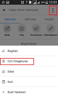 Cara Menghapus Fanspage Facebook Secara Permanen Di Android