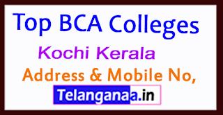 Top BCA Colleges in Kochi Kerala