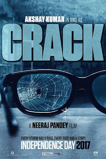 Akshay Kumar Upcoming movie 2019 Crack latest poster release date star cast, actress name, news