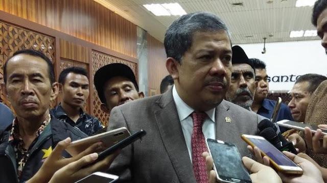Banyak Kasus Korupsi, Fahri Hamzah Minta Jokowi Tanggung Jawab