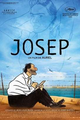 فيلم Josep 2020 مترجم اون لاين