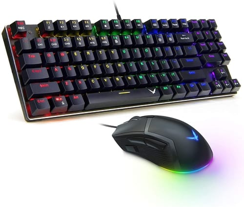 Review TopMate KM12 Mechanical Gaming Keyboard