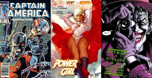 Top 8 Cover Komik Superhero Terkeren yang Menginspirasi Frank Cho
