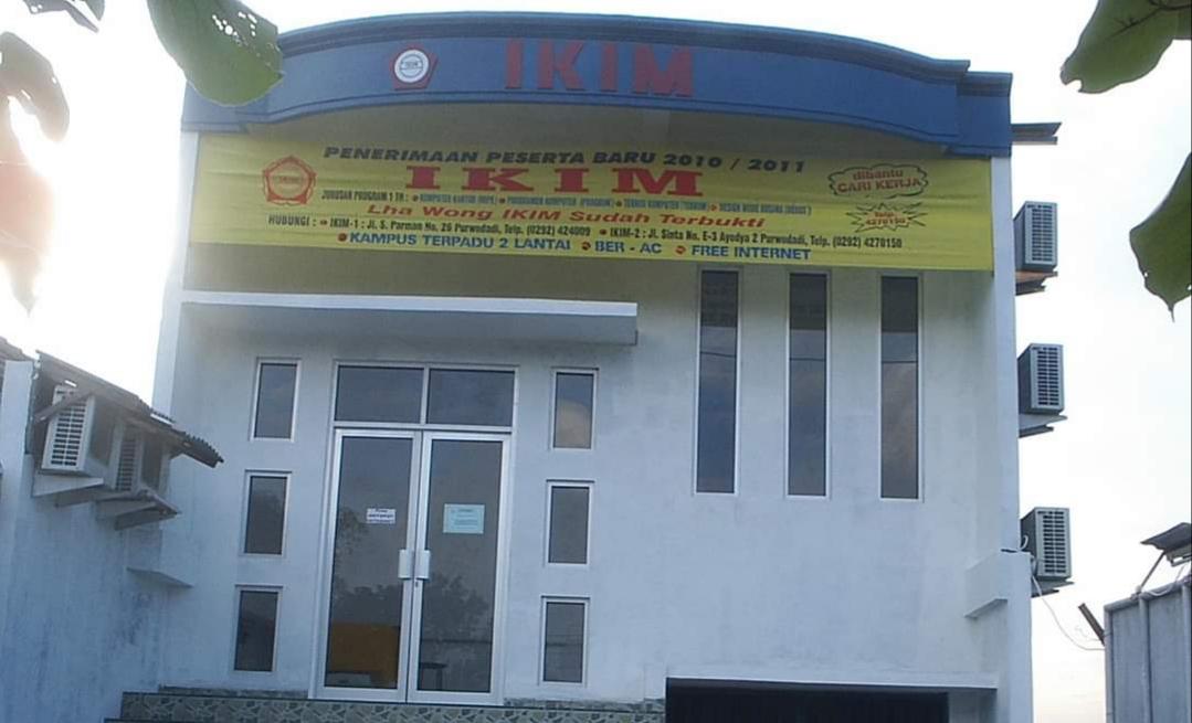 Lowongan Kerja Sebagai Front Office di Lembaga Pendidikan IKIM Purwodadi