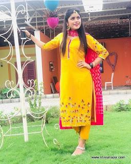 new model churidar in kerala